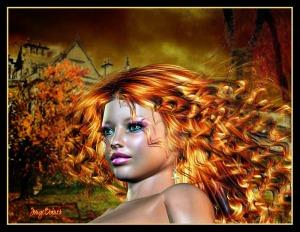 Fuego de otoño